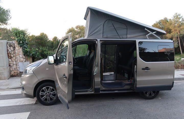 Camper Segunda Mano Fiat 2018 lleno